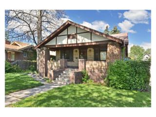 1155 S Downing Street, Denver, CO 80210 (#4769700) :: Thrive Real Estate Group