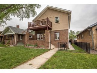 538 S Clarkson Street, Denver, CO 80209 (#4848342) :: Thrive Real Estate Group