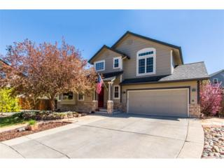 12586 S Mann Creek Court, Parker, CO 80134 (MLS #4870978) :: 8z Real Estate