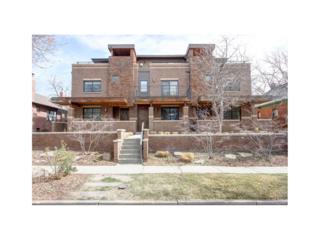 1054 S Corona Street, Denver, CO 80209 (#4882305) :: Thrive Real Estate Group