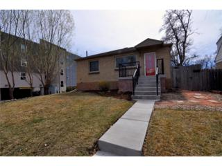 3030 W 27th Avenue, Denver, CO 80211 (#4942368) :: Thrive Real Estate Group