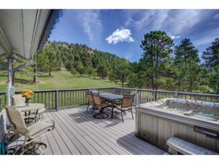 6530 Valley Circle, Morrison, CO 80465 (MLS #4982248) :: 8z Real Estate