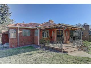 4955 W 35th Avenue, Denver, CO 80212 (#5103914) :: Thrive Real Estate Group