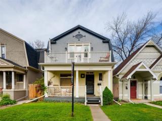 349 S Grant Street, Denver, CO 80209 (#5133419) :: Thrive Real Estate Group