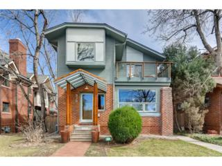 578 S Gilpin Street, Denver, CO 80209 (#5189865) :: Thrive Real Estate Group