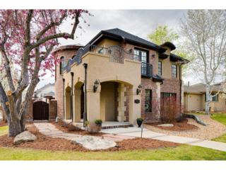 1295 S Saint Paul Street, Denver, CO 80210 (#5292611) :: Thrive Real Estate Group
