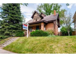 1268 S York Street, Denver, CO 80210 (#5318984) :: Thrive Real Estate Group