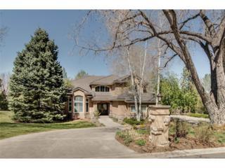 11 Cottonwood Lane, Greenwood Village, CO 80121 (MLS #5413711) :: 8z Real Estate
