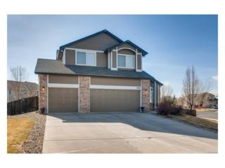10995 Independence Circle, Parker, CO 80134 (#5416143) :: The Peak Properties Group