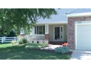 1158 W 144th Court, Westminster, CO 80023 (MLS #5439098) :: 8z Real Estate