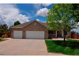 11311 Mesa Verde Place, Parker, CO 80138 (MLS #5446623) :: 8z Real Estate