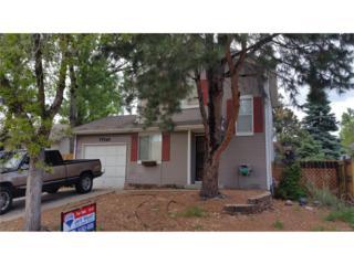 17541 E Whitaker Drive, Aurora, CO 80015 (MLS #5538050) :: 8z Real Estate