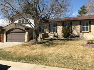 8161 W 81st Place, Arvada, CO 80005 (#5557295) :: The Peak Properties Group