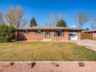 141 S Saulsbury Street, Lakewood, CO 80226 (#5597075) :: The Peak Properties Group