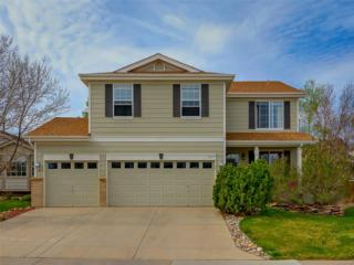 10573 Tiger Grotto, Lone Tree, CO 80124 (MLS #5605924) :: 8z Real Estate
