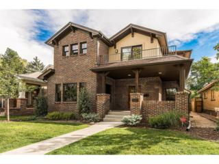 834 S Race Street, Denver, CO 80209 (MLS #5722257) :: 8z Real Estate