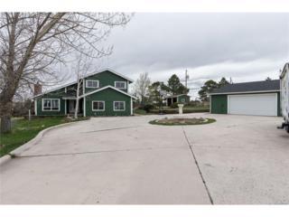 6031 Arrowhead Trail, Elizabeth, CO 80107 (MLS #5738077) :: 8z Real Estate