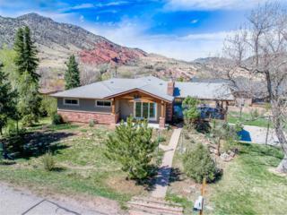 139 Canyon Vista Drive, Morrison, CO 80465 (MLS #5831762) :: 8z Real Estate