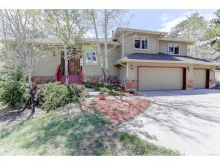 32331 Little Bear Court, Evergreen, CO 80439 (MLS #5943084) :: 8z Real Estate