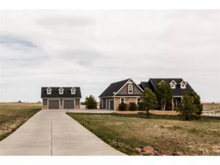 3525 Zane Gray Loop, Parker, CO 80138 (MLS #5969208) :: 8z Real Estate