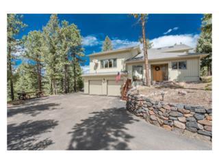 7032 S Blue Creek Road, Evergreen, CO 80439 (MLS #6035276) :: 8z Real Estate