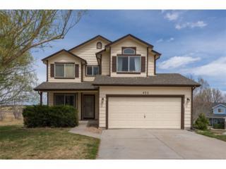 432 Lionel Lane, Elizabeth, CO 80107 (MLS #6086681) :: 8z Real Estate