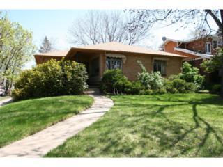 1300 S Lafayette Street, Denver, CO 80210 (MLS #6143442) :: 8z Real Estate