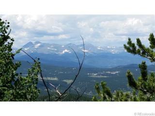 0 Vacant Land, Golden, CO 80403 (MLS #6264976) :: 8z Real Estate