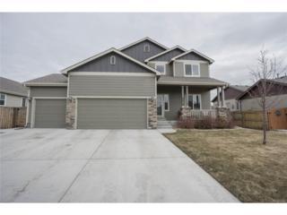 9018 Harlequin Circle, Frederick, CO 80504 (MLS #6277312) :: 8z Real Estate