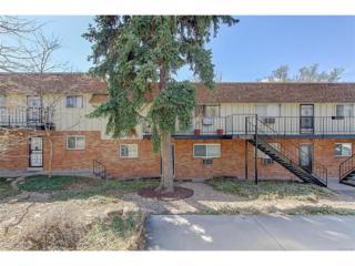 5700 W 28th Avenue #12, Wheat Ridge, CO 80214 (#6373517) :: The Peak Properties Group