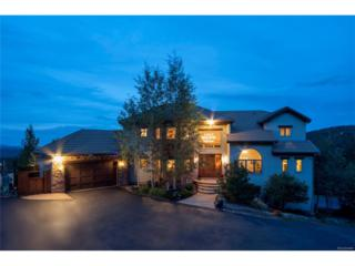 27921 Alabraska Lane, Evergreen, CO 80439 (MLS #6382549) :: 8z Real Estate