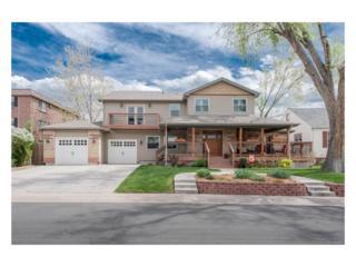 3460 S Corona Street, Englewood, CO 80113 (#6392091) :: The Peak Properties Group