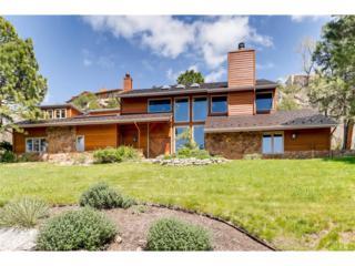 5882 Willowbrook Drive, Morrison, CO 80465 (MLS #6542583) :: 8z Real Estate