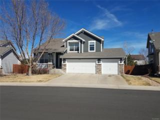 19199 E Downy Creek Place, Parker, CO 80134 (#6572987) :: Thrive Real Estate Group