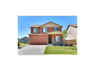 4757 E 95th Drive, Thornton, CO 80229 (#6885951) :: The Peak Properties Group