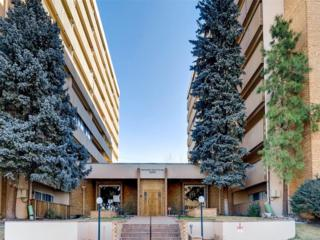 8060 E Girard Avenue #201, Denver, CO 80231 (#6956048) :: The Peak Properties Group