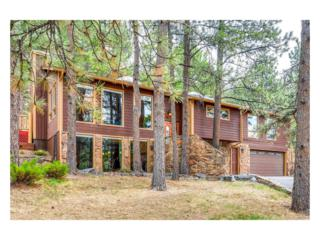 2580 Pinehurst Drive, Evergreen, CO 80439 (MLS #6958081) :: 8z Real Estate