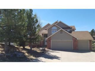 495 Mt Vernon Circle, Golden, CO 80401 (#6996618) :: The Peak Properties Group