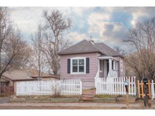 3818 S King Street, Denver, CO 80236 (#7029969) :: The Peak Properties Group
