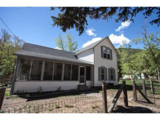 1852 County Road 308, Idaho Springs, CO 80452 (MLS #7103035) :: 8z Real Estate