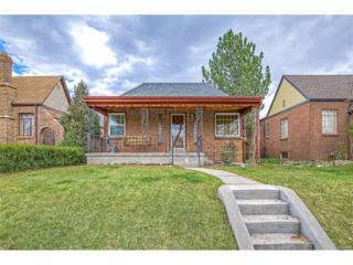 2026 S Logan Street, Denver, CO 80210 (#7172080) :: Thrive Real Estate Group