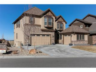 10769 Timberdash Avenue, Highlands Ranch, CO 80126 (#7207623) :: The Peak Properties Group