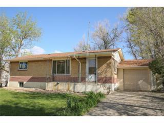 10615 W 48th Avenue, Wheat Ridge, CO 80033 (MLS #7254031) :: 8z Real Estate