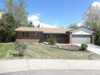 10365 W Tanforan Place, Littleton, CO 80127 (MLS #7318247) :: 8z Real Estate