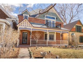 322 S Humboldt Street, Denver, CO 80209 (#7321760) :: Thrive Real Estate Group