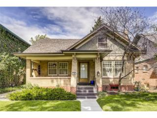 139 S Clarkson Street, Denver, CO 80209 (MLS #7370243) :: 8z Real Estate
