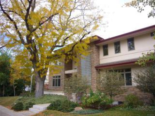 4385 E Eastman Avenue, Denver, CO 80222 (#7511378) :: Thrive Real Estate Group