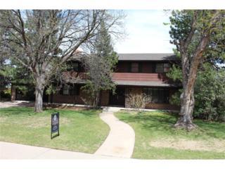 4240 S Alton Place, Greenwood Village, CO 80111 (MLS #7517423) :: 8z Real Estate