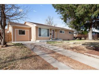 3386 W Hialeah Avenue, Littleton, CO 80123 (#7518349) :: The Peak Properties Group