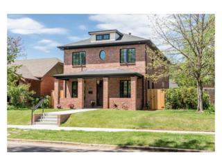 857 S High Street, Denver, CO 80209 (#7602358) :: Thrive Real Estate Group